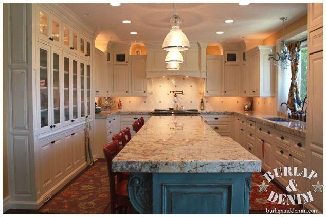 Gourmet Kitchen Designs. Anthropologie Inspired Gourmet Kitchen  Hometalk