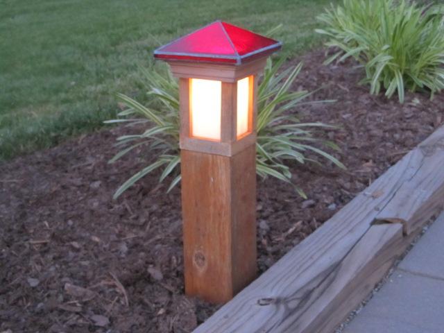 hand crafted outdoor lighting fixtures, electrical, lighting, outdoor living