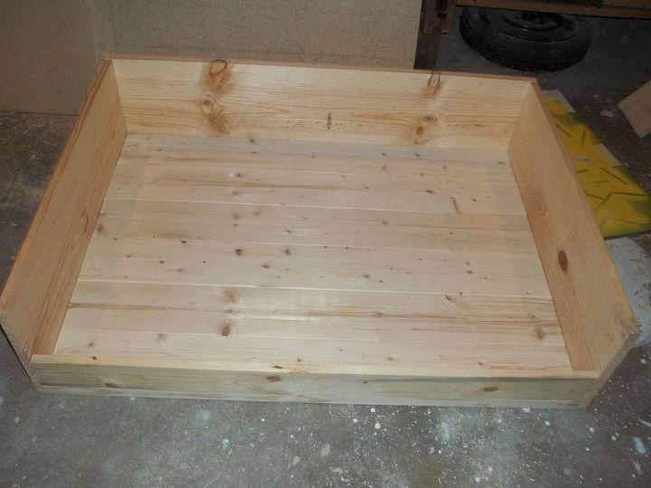 Top DIY Large Wooden Dog Bed | Hometalk OU45
