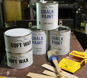 Trying Annie Sloan Chalk Paint for the FIRST TIME Hometalk