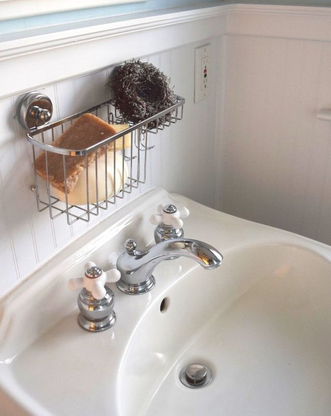 How To Remove Hard Water Stains From A Porcelain Sink Hometalk - How to remove bathroom stains