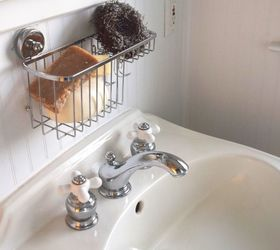 How To Remove Hard Water Stains From A Porcelain Sink, Bathroom Ideas,  Cleaning Tips