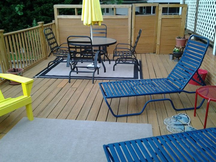 rebuilding our deck, decks, diy, home improvement, outdoor living