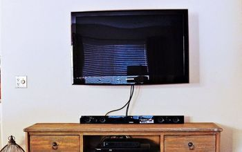 How to Hide Your TV in Plain Sight