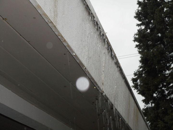 q built in or box gutter, home maintenance repairs, major home repair, roofing