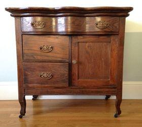 Fab Furniture Flippin Contest Key West Blue Dresser, Painted Furniture