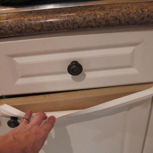 how to paint laminate cabinets how do you paint laminate kitchen cupboards when they re 17212