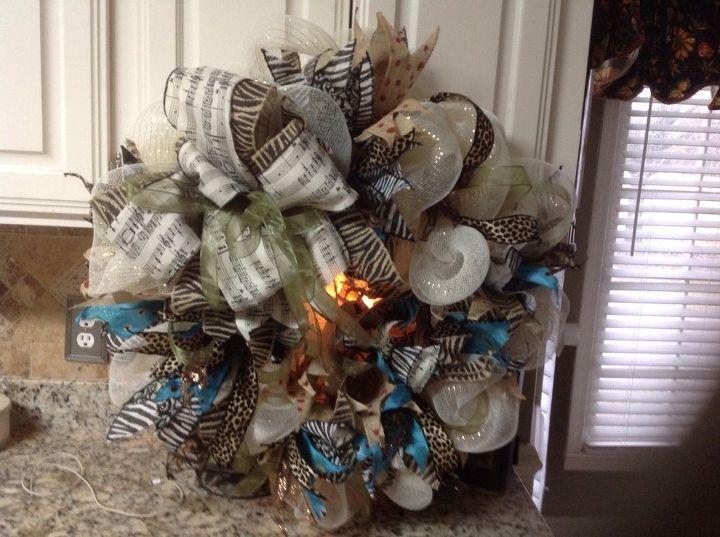 Winter Front Door Wreaths Hometalk