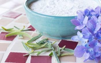 Make Rosemary & Lavender Carpet Powder