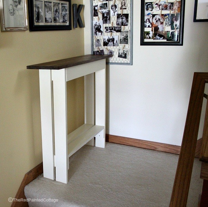 Well-known DIY Narrow Entry/Console Table | Hometalk YS91