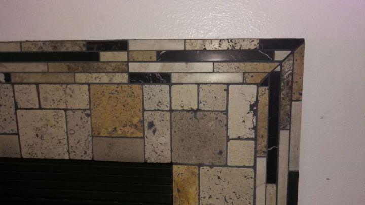 q fireplace tile, fireplaces mantels, home decor, home decor dilemma, tiling