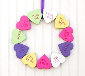 Sweetest Valentine S Day Wreath Ever, Crafts, Seasonal Holiday Decor, Valentines  Day Ideas