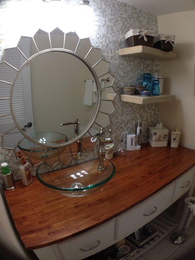 Small Half Bath Remodel Hometalk