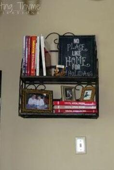 easy diy industrial shelves, diy, shelving ideas