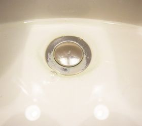 Charmant How To Remove Hard Water Stains From A Porcelain Sink, Bathroom Ideas,  Cleaning Tips