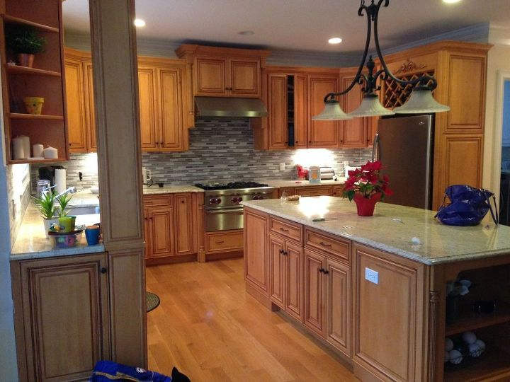 Victoria's Kitchen Cabinet Painting Transformation