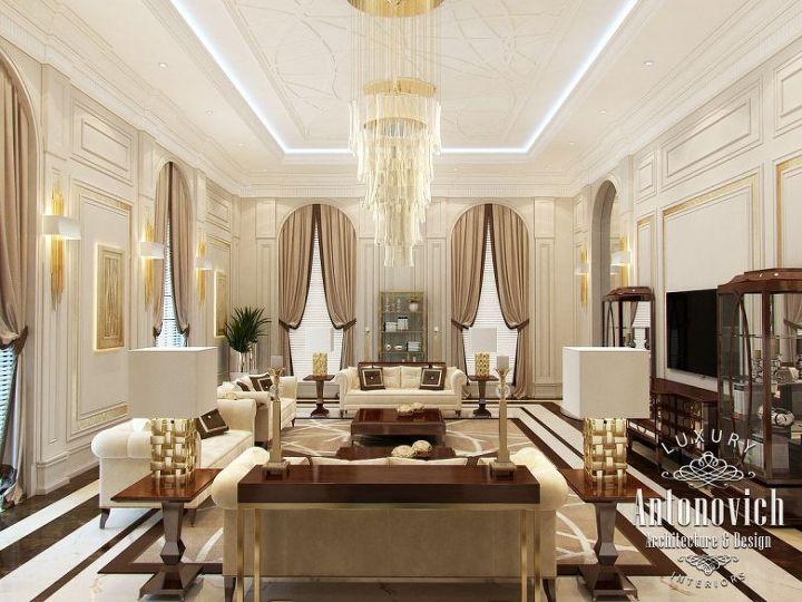Read This Arabic Majlis Interior Design From Luxury Antonovich Custom Arabic Majlis Interior Design Decor