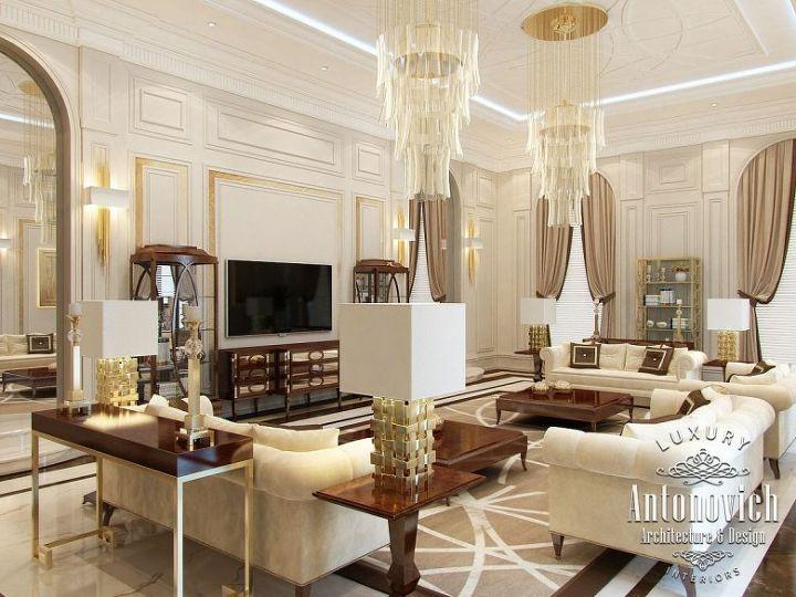 Read This Arabic Majlis Interior Design From Luxury Antonovich Unique Arabic Majlis Interior Design Decoration