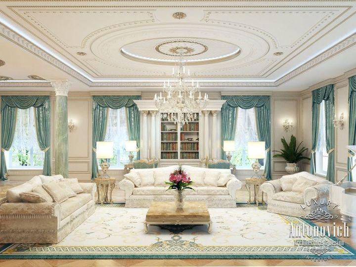 Read This Arabic Majlis Interior Design From Luxury Antonovich Enchanting Arabic Majlis Interior Design