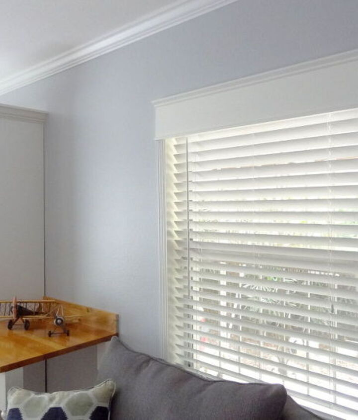 upgrading windows with casing, diy, window treatments, windows