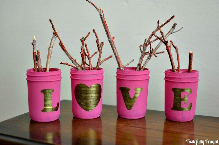 valentine s day decorating on a budget, seasonal holiday decor, valentines day ideas