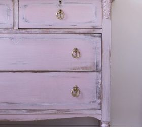 Girly Pink Dresser, Bedroom Ideas, Diy, Home Decor, How To, Painted