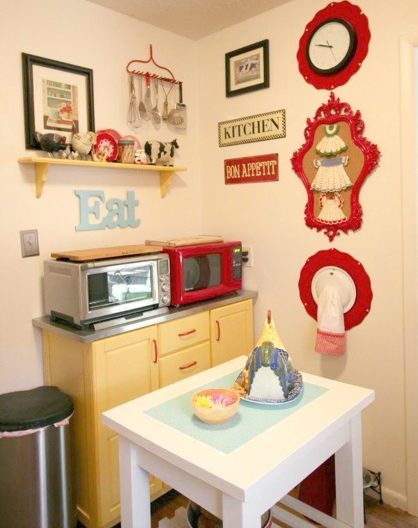 How To Decorate Generic Apartment Kitchens | Hometalk