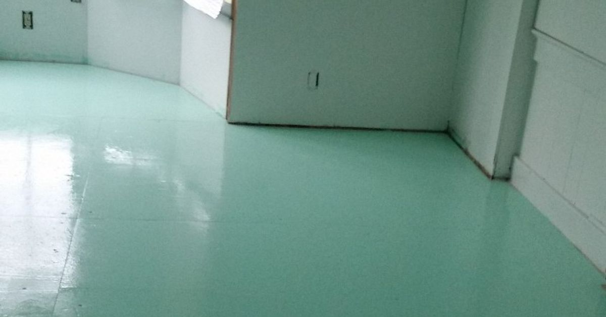 Painted Plywood Floors Hometalk