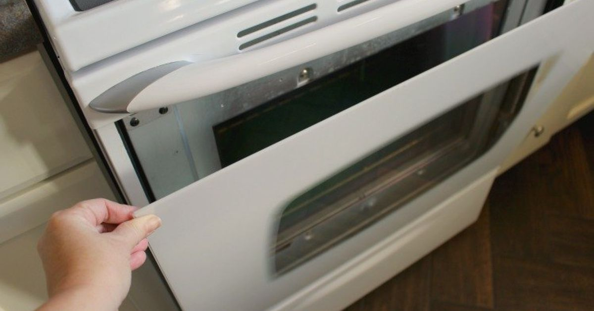 How To Clean Between The Glass Door On A Maytag Oven Hometalk
