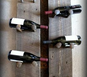 Beau Railroad Spike Wine Rack Diy, Diy, Rustic Furniture, Wall Decor,  Woodworking Projects
