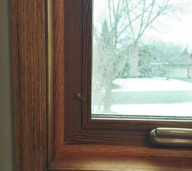 Amazing I Really Want To Paint My Woodwork But I Am Nervous Bc Of The Vinyl Insert  Windows! Will The Cold Mater? I Live In MN.