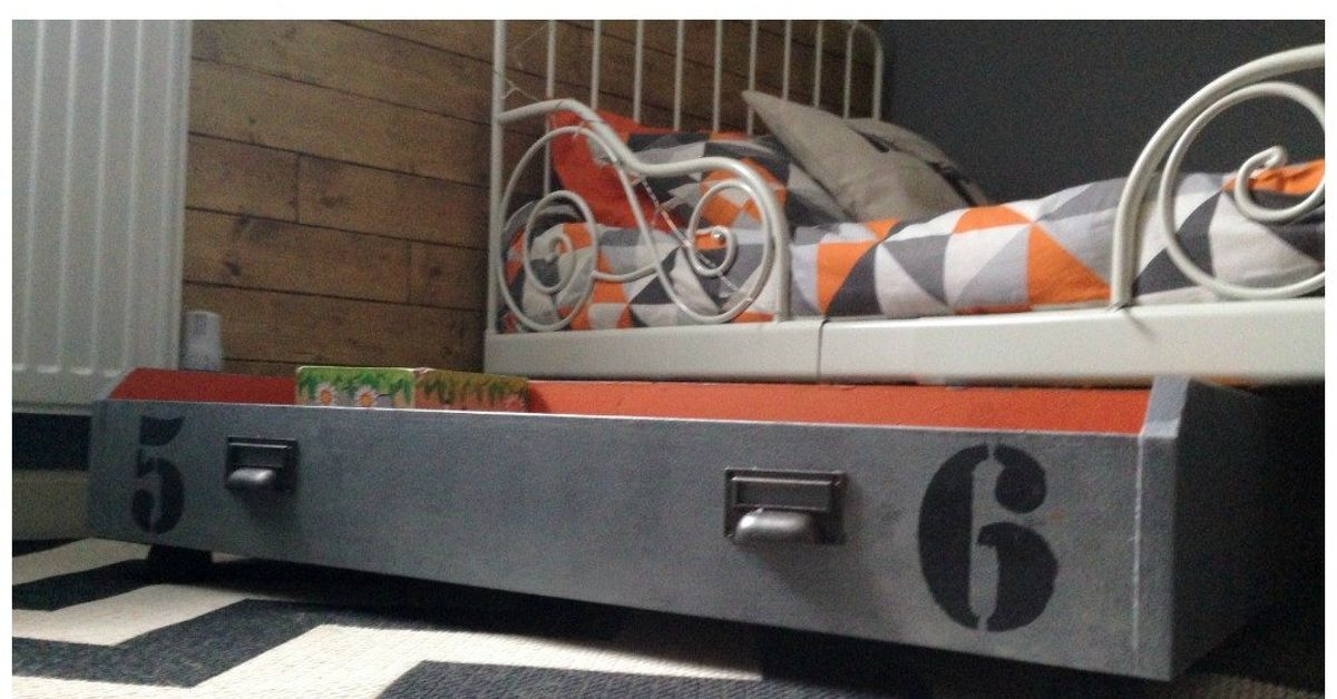 make bed under slim for of drawers on storage wooden size boxes the more large bedroom wheels drawer containers