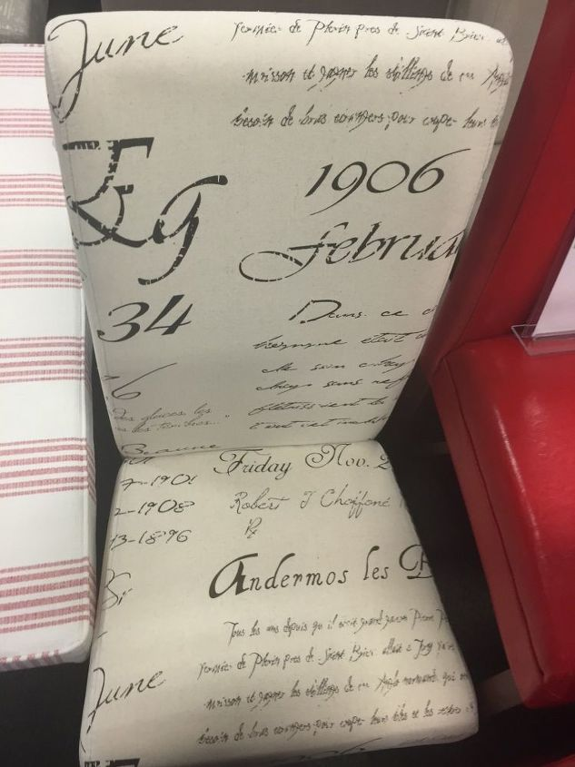 q how to transfer personal letter to fabric for upholstery, crafts, painted furniture, painting upholstered furniture, reupholster