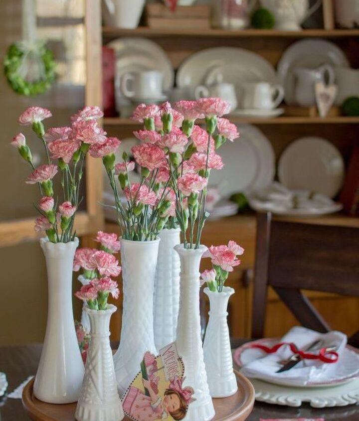 vintage valentine s vibe, seasonal holiday decor, valentines day ideas