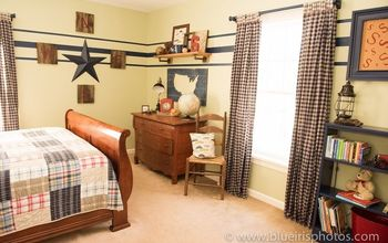 Updating My Son's Room - From Baby to Big Boy