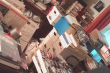 a house flip of a hoarder before and after, cleaning tips, home improvement, home maintenance repairs, organizing, storage ideas