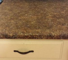 Painting Over Dated Formica, Countertops, How To, Kitchen Design, Painting  KatAych
