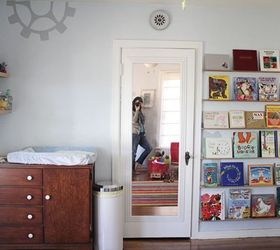 Put That Wasted Space Behind A Door To Good Use, Doors, Organizing, Shelving