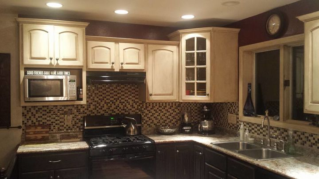 Kitchen Update 2016 Cabinets Design Painting