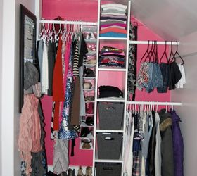 Superb Teen Girl S Bedroom, Bedroom Ideas, Closet, Home Decor, Painting