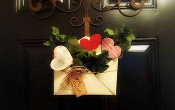 Valentine Door Greeting