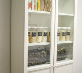 Billy Bookcase Closet Organizer Part - 18: Ikea Billy Bookcase Pantry Hack, Closet, Repurposing Upcycling