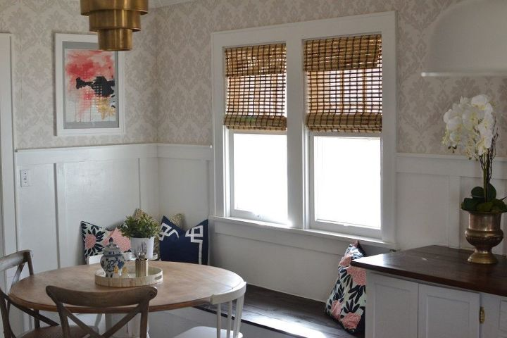 Breakfast Nook And Coffee Bar Before And After Hometalk