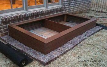 DIY Composite Raised Garden Bed