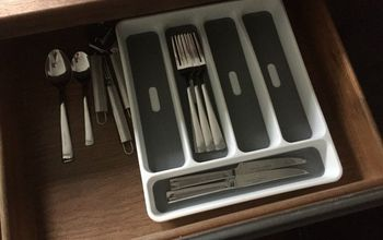 Organize Those Messy Kitchen Drawers for $10!