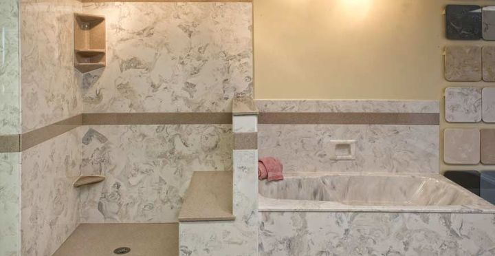 2. Cultured Marble