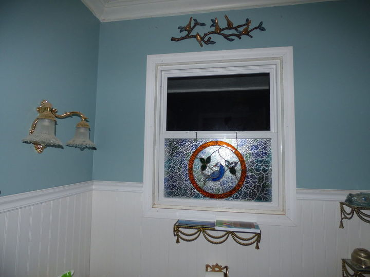 q window treatment affordable ideas, window treatments, windows, AFTER in night time Went with window film after all The pattern is subtle and you pick up different looks depending on time of day and light source