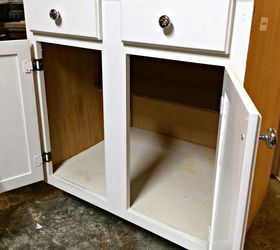 Salvage Yard Cabinet Makeover, Kitchen Cabinets, Kitchen Design, Painted  Furniture, Repurposing Upcycling