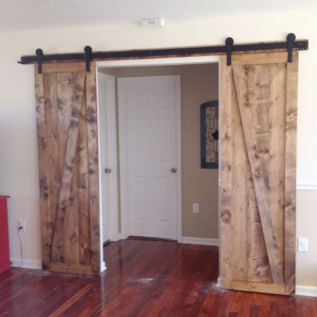 Sliding Barn Doors The Sequel Hometalk