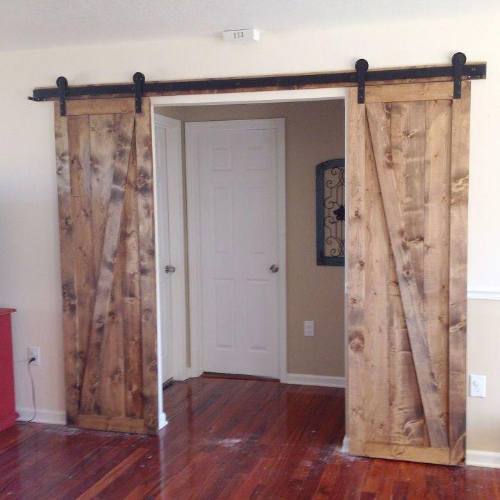 Sliding Barn Doors The Sequel Hometalk